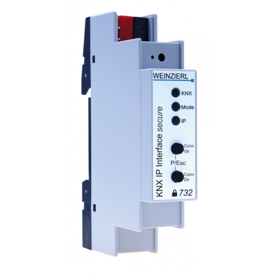 LON IP роутер/конвертер для LON FT-10 устройств. Питание 24 V AC/DC.