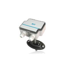 Канальні датчики швидкості і температури повітря AVT