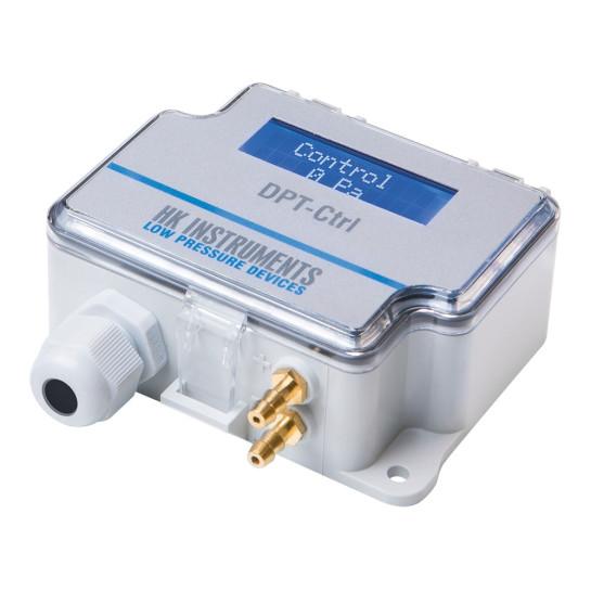 Датчики давления/расхода с ПИД-регулятором DPT-CTRL