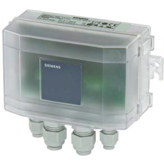 Датчики давления/расхода с Modbus и 1-2 каналами измерения QBM97