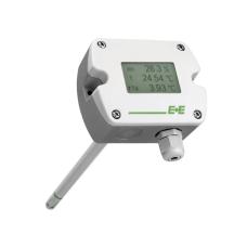 Датчики температуры и влажности настенного монтажа