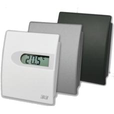 Датчики температуры и концентрации CO2