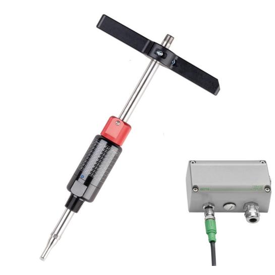 Датчики расхода для сис тем сжатого воздуха (азот, СО , аргон, О ) (Modbus RTU)