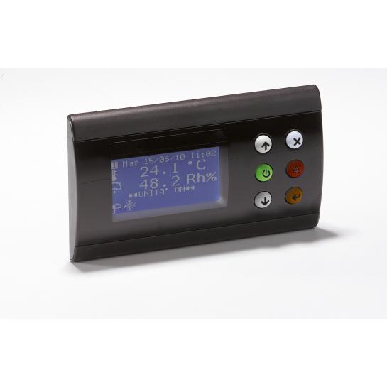 Виносний дисплей з кольоровими кнопками Danfoss MMIGRS2 Elect.Control Panel S