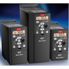 Частотный преобразователь Danfoss VLT® Micro Drive FC 51 1х230В 0,18кВт 132F0001