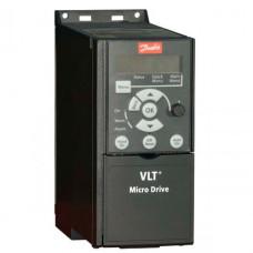 Частотный преобразователь Danfoss VLT® Micro Drive FC 51 3х380В 1,5кВт 132F0020