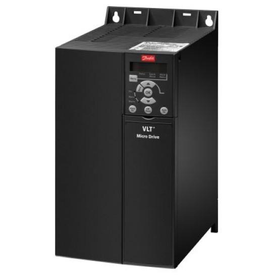 Частотный преобразователь Danfoss VLT® Micro Drive FC 51 3х380В 0,75кВт 132F0018