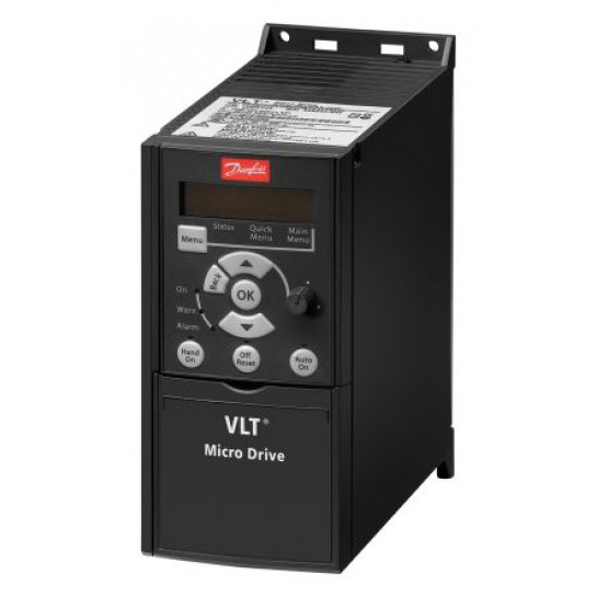Частотный преобразователь Danfoss VLT® Micro Drive FC 51 1х230В 1,5кВт 132F0005