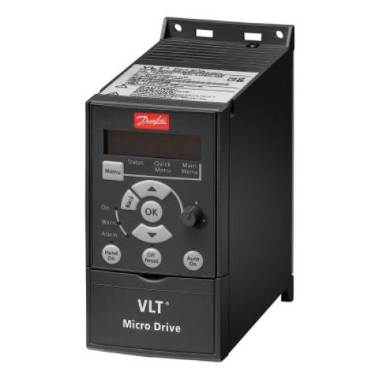 Частотный преобразователь Danfoss VLT® Micro Drive FC 51 1х230В 0,37кВт 132F0002