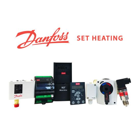 Набор оборудования для автоматизации теплопунктов - Danfoss Set Heating
