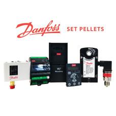 Набор оборудования для автоматизации пеллетных котлов - Danfoss Set Pellets