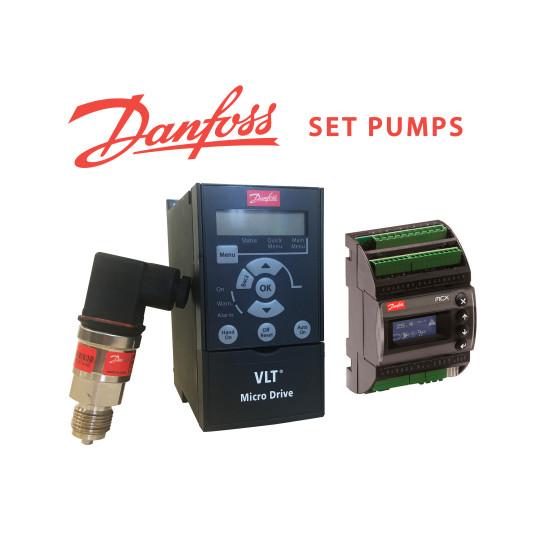 Набор оборудования для автоматизации насосных станций - Danfoss Set Pumps