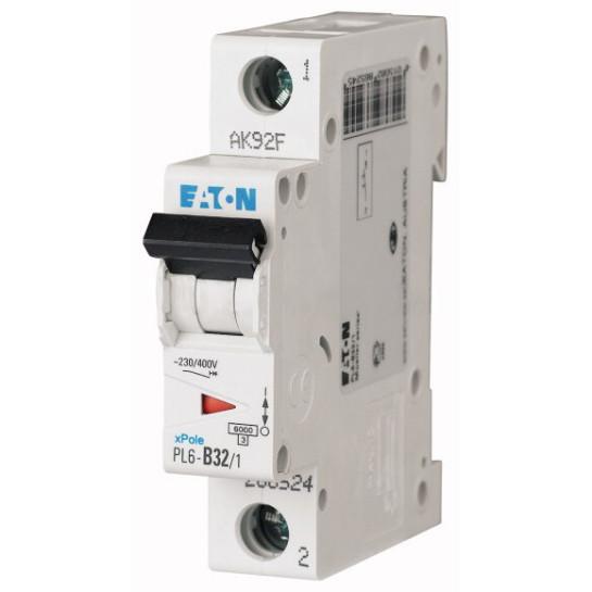 Автоматический выключатель PL6-C32/1