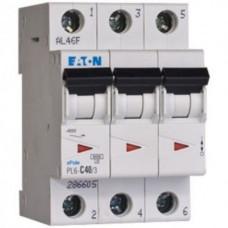 Автоматический выключатель PL6-C40/3