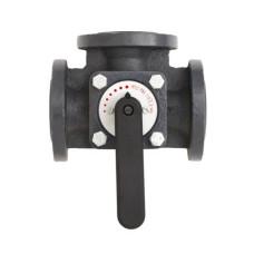 Регулирующий поворотный клапан Danfoss серии HFE3 DN=20