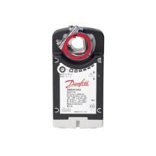 Электропривод для воздушной заслонки Danfoss AMD413, 10Нм, 24В, Откр/Закр, с возвратной пружиной 082H1148