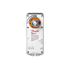 Электропривод для воздушной заслонки Danfoss AMD613, 20Нм, 24В, Откр/Закр с возвратной пружиной 082H1154