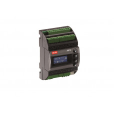Програмований контролер Danfoss MCX06D 24V LCD RS485 RTC S