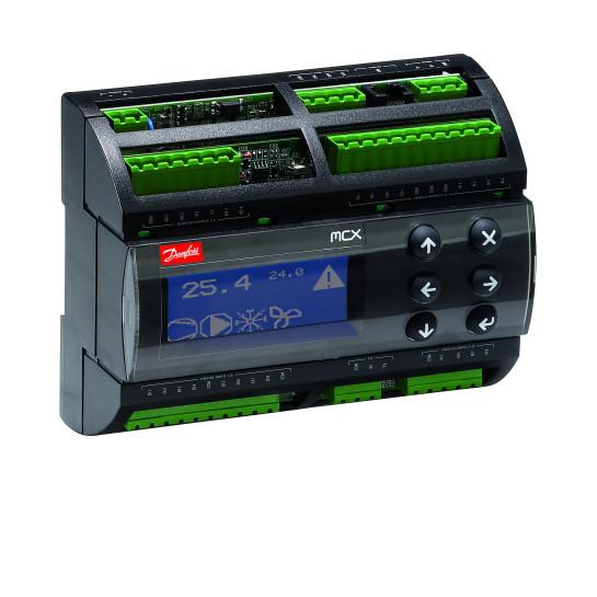 Danfoss MCX08M2 24V RS485 RTC S