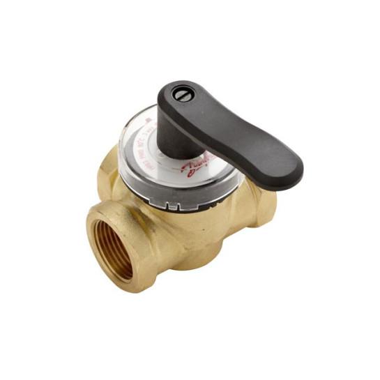 Регулюючий поворотний клапан Danfoss серії HRB 3 DN15 Kvs = 2.5 065Z0403