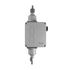 Диференціальне реле тиску Danfoss RT 260A (-1 - 18 бар, 0.5 - 4 бар) 3/8 G