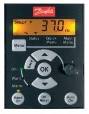 Частотный преобразователь Danfoss VLT® Micro Drive FC 51 3х380В 0,37кВт 132F0017